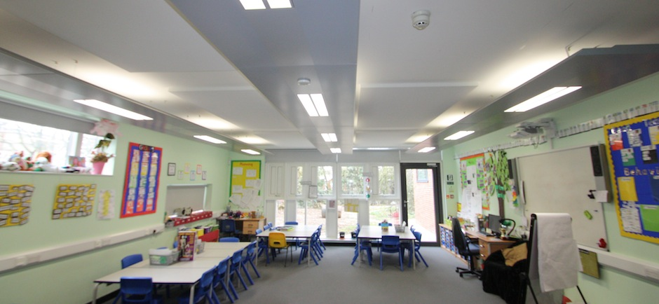 Classroom Acoustic Design ~ Classroom acoustics resonics acoustic solutions