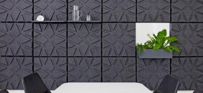 offecct soundwave geo acoustic panels