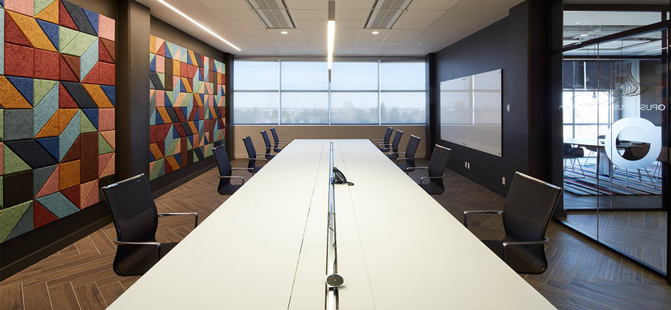 Room Acoustic Insulation : Conference room acoustics audio visual video solutions