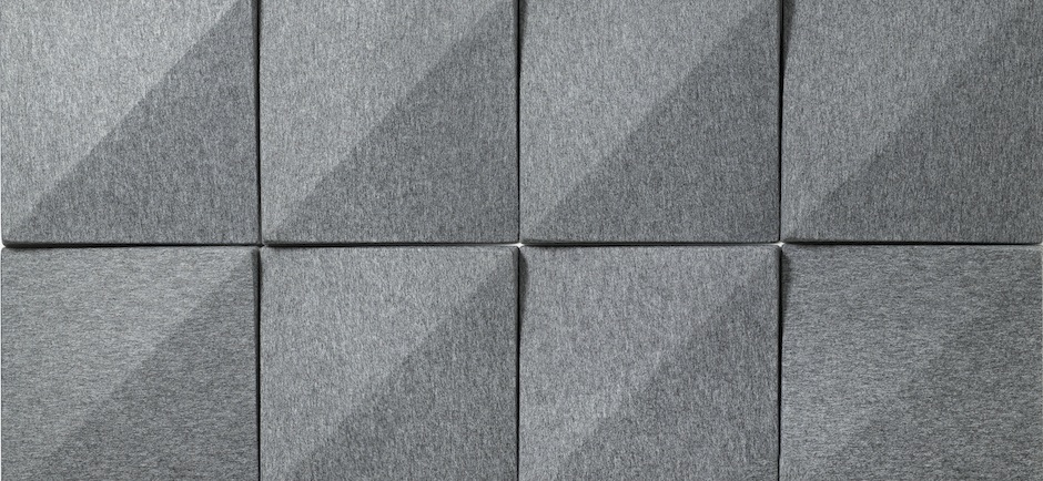 grey offecct bella acoustic panels