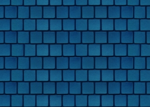 offecct soundwave pix wall panels in blue