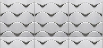 offecct soundwave flo white panel