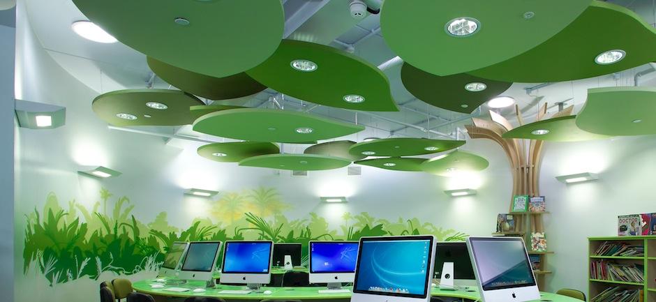 Ecophon Freedom Panels Supply Amp Install Resonics