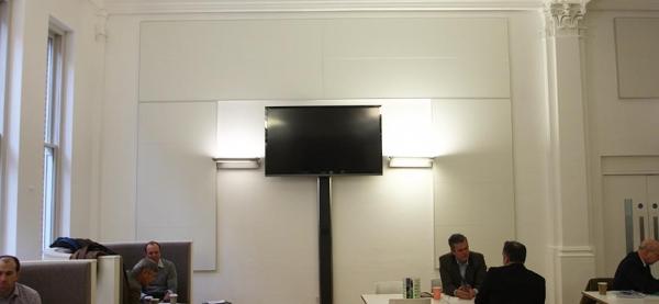 DFID_Ecophon Akusto Panels