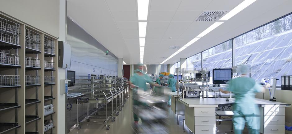 ecophon hygiene foodtec panels