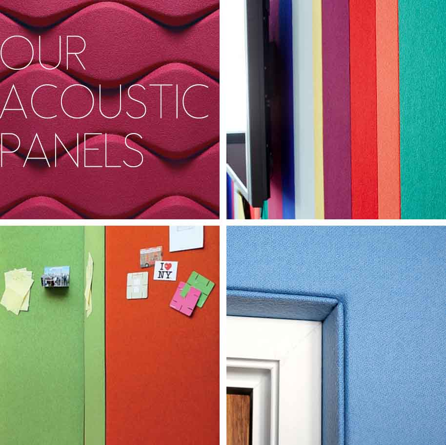 our favourite acoustic panels
