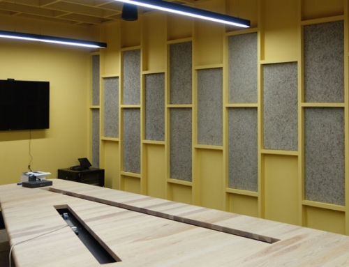 Google Meeting Room, London