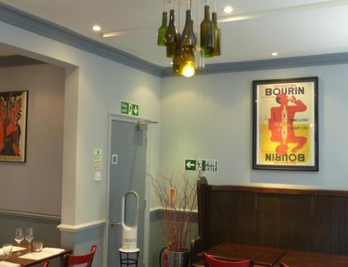 Antidote Wine Bar, London