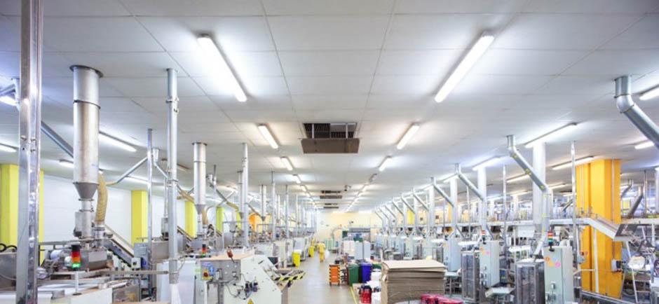 Ecophon industry range supply install resonics for Ecophon preisliste 2015