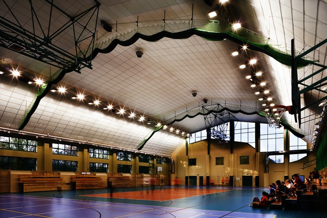 5 Of The Best Acoustic Panels For Sports Halls Resonics Blog