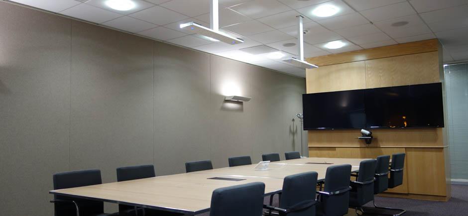 astrazeneca meeting room