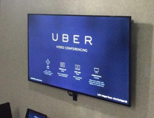 Uber, London