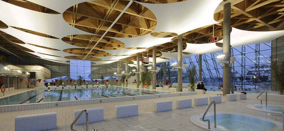 Swimming Pool Systems : Swimming pool acoustics solutions in the uk resonics