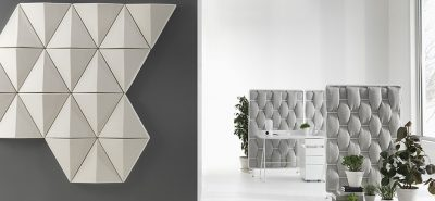greya abstracta bits wall panels