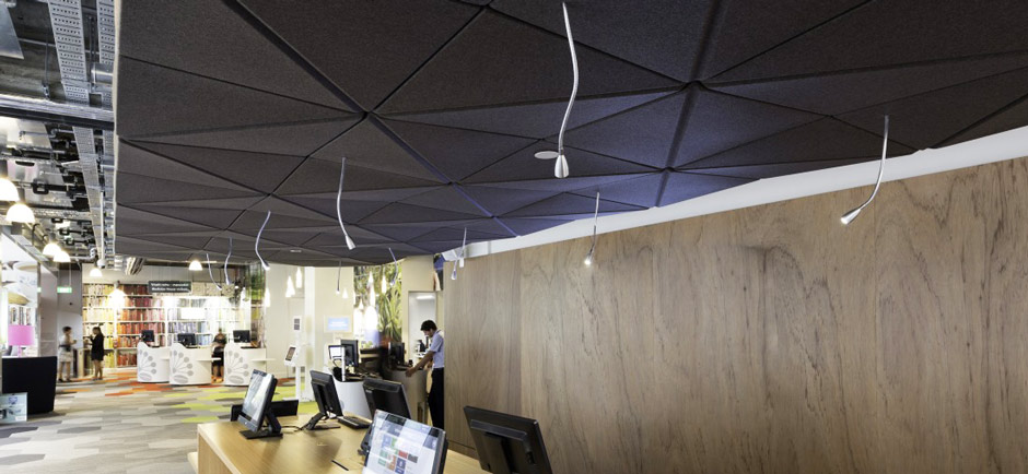 autex acoustic ceiling