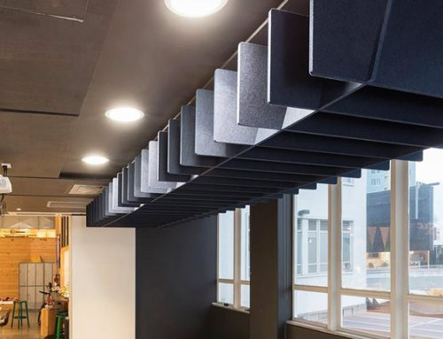 Autex Quietspace Lattice Baffles