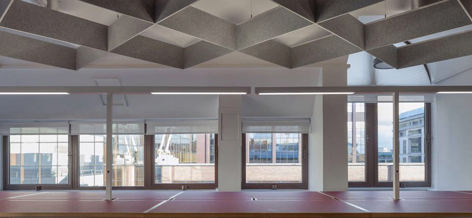 autex frontier acoustic panels