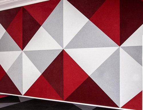 Autex Composition Acoustic Fabric