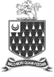 strodes college logo