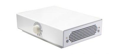 Soft dB flat speaker