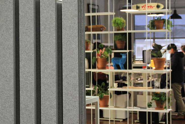 apartment balcony dividers Resonics Acoustic Screens Dividers Partitions Supply
