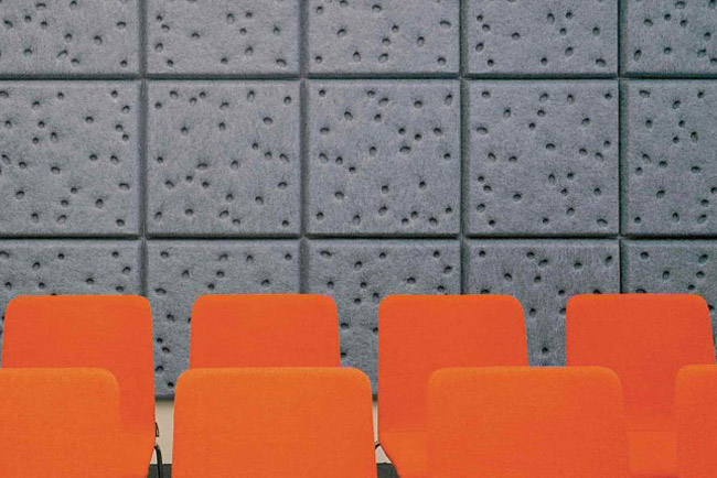 offecct soundwave luna grey panels