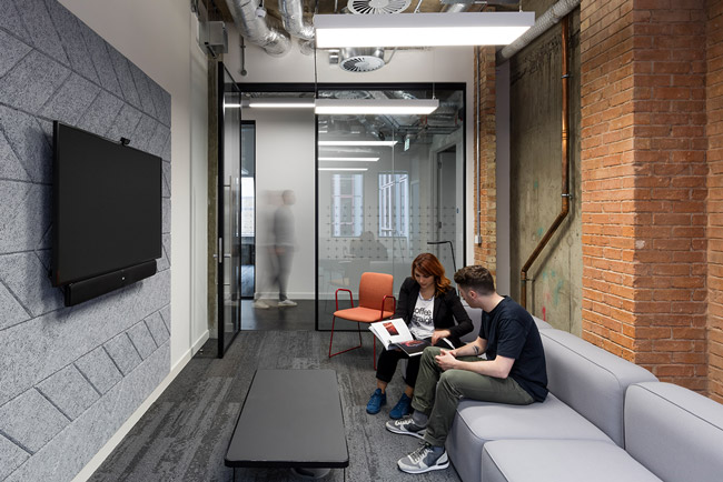 Class A Acoustic Wall Panels For Aural Comfort Resonics