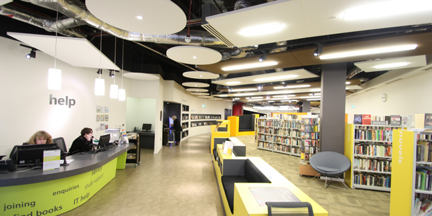 Resonics - Expert Library Acoustics Solutions in the UK