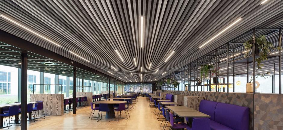 hunter douglas heartfelt acoustic ceiling panels