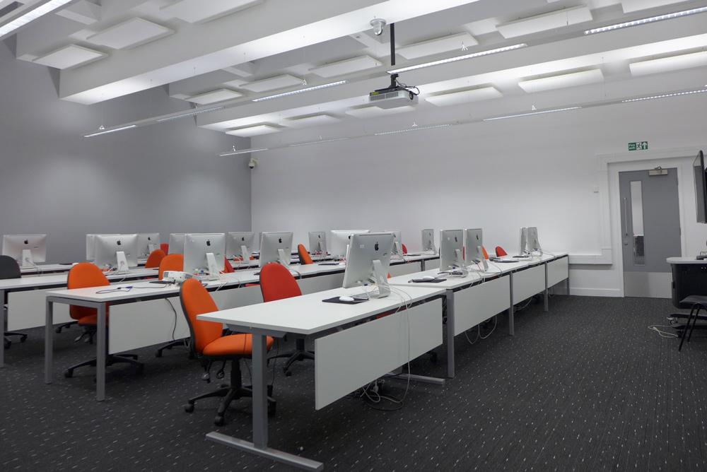 university computer lab