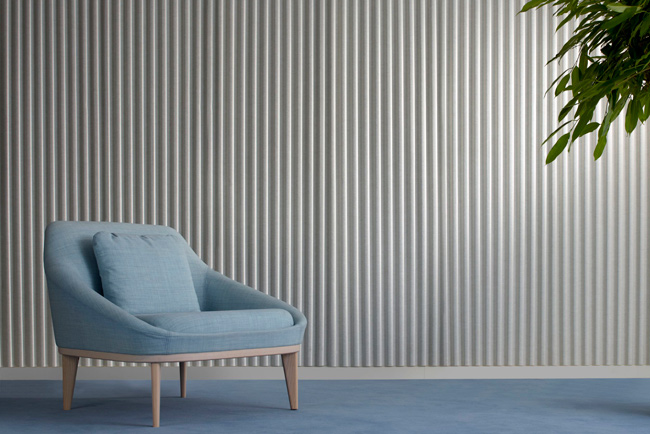 offecct soundwave wall panels