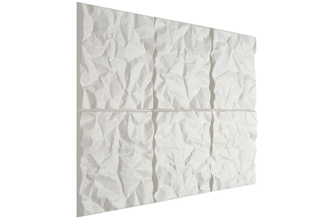 offecct soundwave scrunch panels