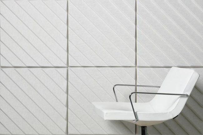 offecct soundwave stripes panels