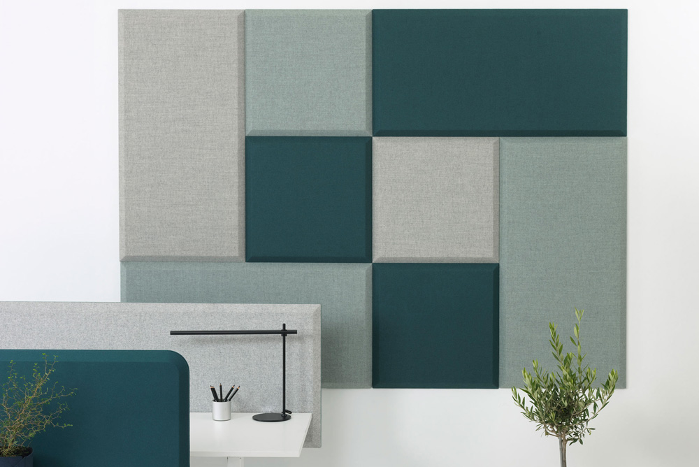 abstracta domo wall panels