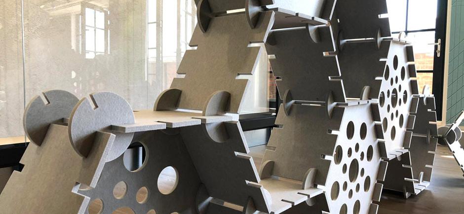 14six8 dew acoustic furniture