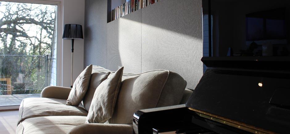Domestic-acoustics