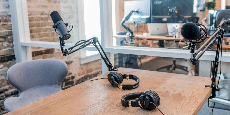 Youtube Studio Setup   Podcast Studio Setup   Resonics Blog